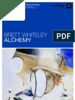 Brett Whiteley Notes