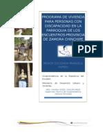 Programa de Vivienda Me-los Encuentros-urbanizacion Rev