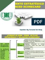 Presentacion Clase de BSC-URP