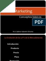 Marketing- conceptos básicos