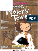 Summer Term at Malory Towers - Enid Blyton