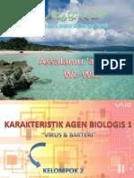 Presentasi Makalah Agen Penyakit Kelompok 2.pptx