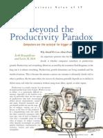 Brynjolfsson_Beyond Productivity Paradox