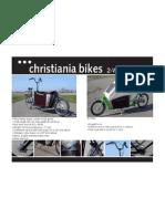 bikes - christiania - 2wheeler