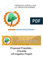 139031237 Pranahita Chevella Jurala Lift Irrigation Schemes