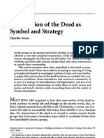 Res. of the Dead as Symbol & Strategy