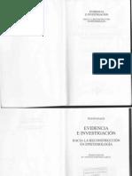 23500060 Haack Evidencia e Investigacion
