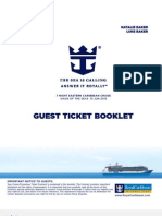 Cruise Booklet
