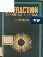 Diffraction- Coherence in Optics, Francon