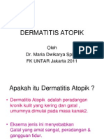 Dermatitis Atopik Fk Untar 2011