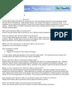 GBS FAQS
