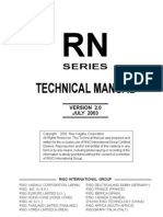 Riso+Rn+Series+Technical+Manual+ +Update
