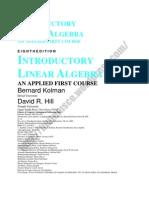 Linear Algebra Complete Book