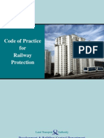 LTA@Code Practice for Railway Protection, 2000