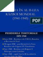 Romnia in Al II-lea Rzboi Mondial