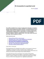 Plan México 2030 parte 4