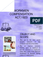 Workmen s Compensation Act