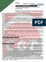 Los reconocimientos médicos-Su obligatoriedad y sus consecuncias