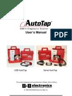 AutoTap Manual