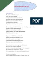 En La Penumbra Plena de Ojos (Poemas II)