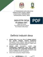 Industri Desa Geo