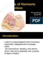 The Role of Hormone in Parturition