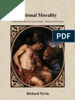Rational Morality
