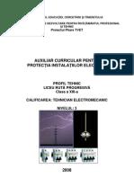Protectia instalatiilor electrice