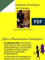 UNI - 3 - Planeamiento Estratégico de Sistemas