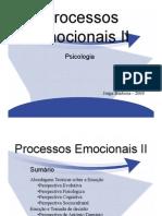 PROCESSOS EMOCIONAIS 2
