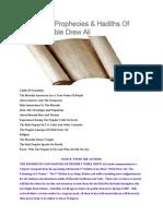 The Divine Prophecies of Noble Drew Ali