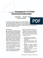 Virtual Management of Global