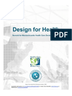 Design for Health Summit for Massachusetts Healthcare Decision Makers