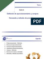 IPAE - Logistica de Compras