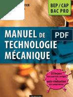technologie mécanique