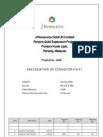 C3048-PNJ-CAL-B-0002_B Conveyor 11-CV-01