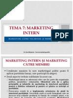 Tema 7 Marketing Intern