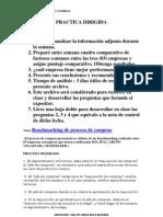 Logistica Compras - Sesion 3 - Control de Lectura Benchmarking de Proceso de Compras