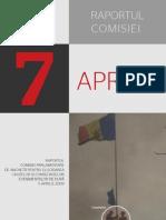Raportul Comisiei 7 Aprilie eBook