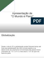 Apresentacao de O Mundo e Plano-Alef Kruschewsky