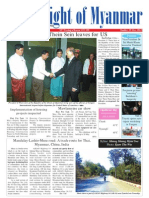 New Light of Myanmar (19 May 2013)
