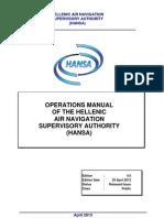 HANSA Operations Manual Ed.4 2013
