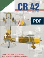 Ali e Colori 1 - Fiat CR 42