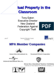 Intellectual Property in the Classroom
