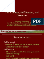 Self-Concept, Self-Esteem and Exercise