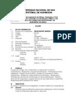 Syllabus Maquinaria 2011-I