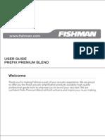 Prefix Premium Blend User Guide