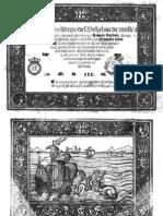 Los Seys Libros Del Delphin, De Musica de Cifras Para Taner Vihuela (Valladolid, 1538)