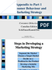 Chapter 2 -Consumer Behavior- Market Segmentation