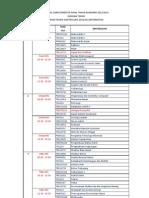 Draf Jadwal Ujian Rev31082012